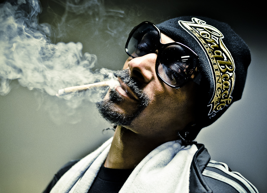 Snoop Dogg in Montreal