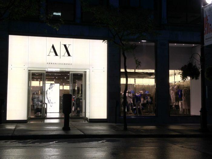 armani-store-Montreal