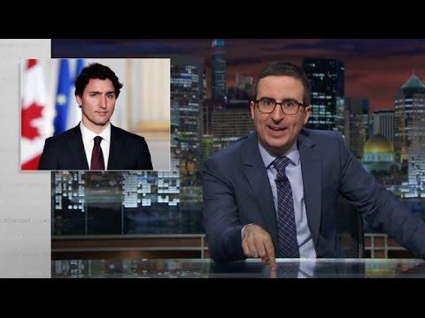 John Oliver Trudeau