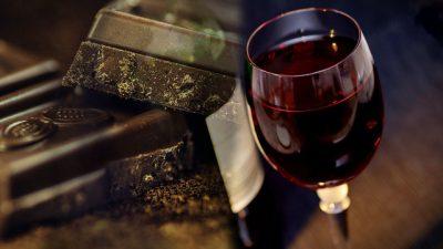 wine and chocolate Montreal