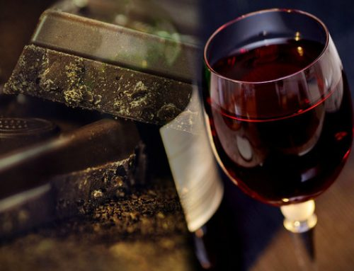Study: Red Wine And Chocolate Will Make You Look Younger