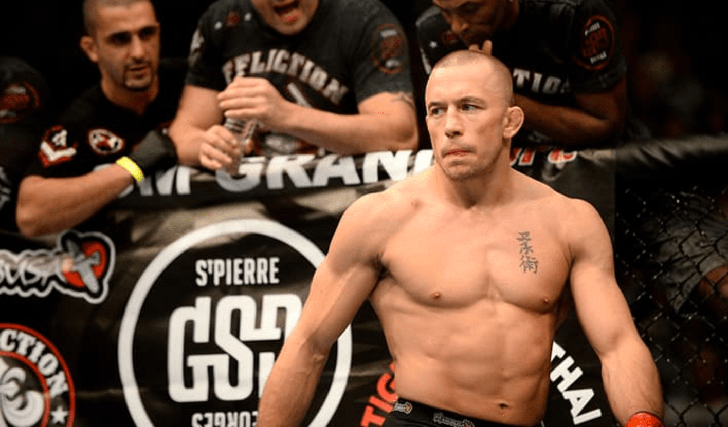 Georges-St-Pierre-vs-Conor Mcgregor