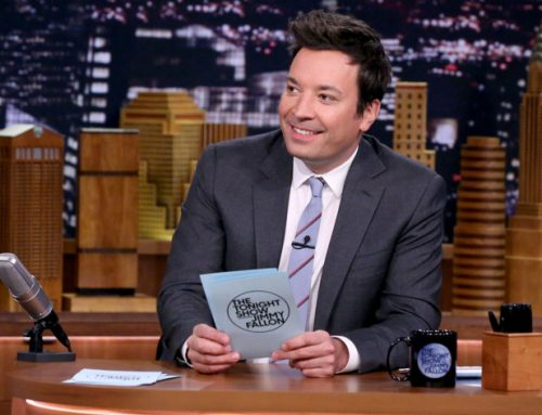 Jimmy Fallon Makes Fun At People Quitting Facebook In His Thank You Notes Segment