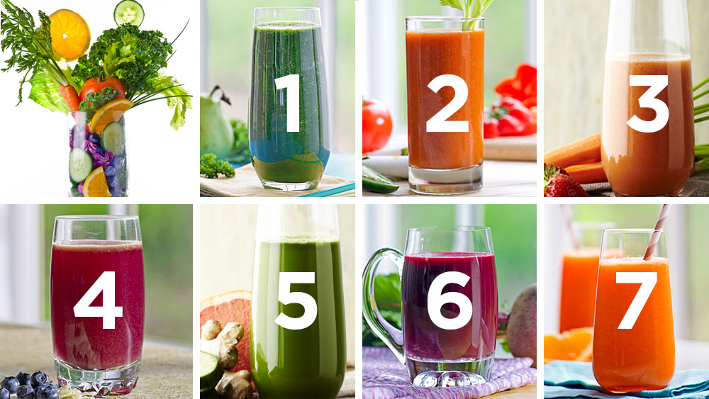 Juicing Diet 514blog.ca