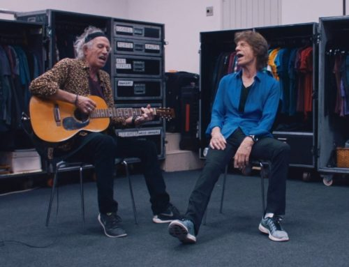 As Mick Jagger is Recovering from Heart Surgery Here is an Acoustic Version of Country Honk