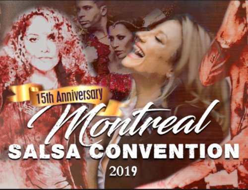 Interview with Sonia Kyriacou about the Upcoming 15th Montreal Salsa Convention