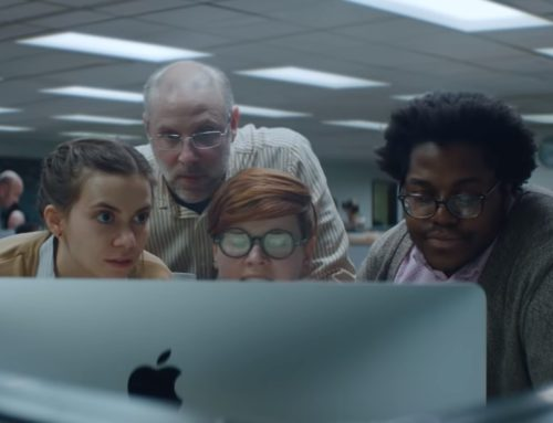 Video: Apple Marketing does a Better Job at Storytelling then most Sitcoms on Netflix