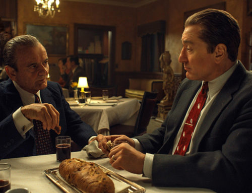 The Irishman Paradox: 3½ hours of Pure Cinema will Live Most of its Life on a Small Screen!