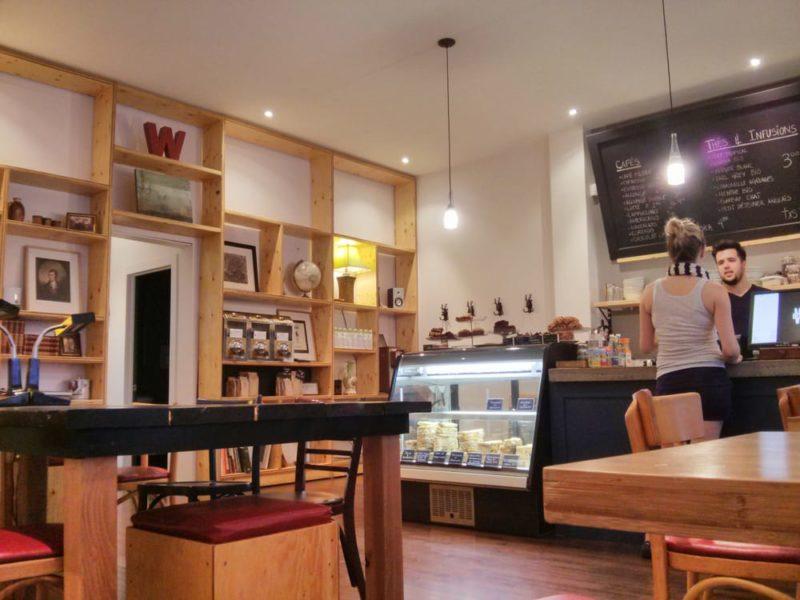 Cafe Station W