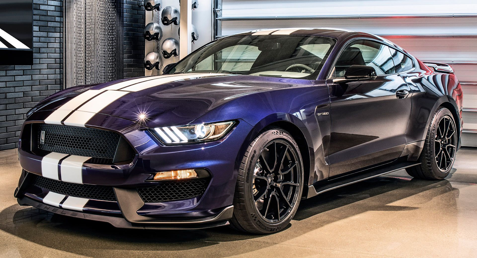 Mustang GT 350 Shelby